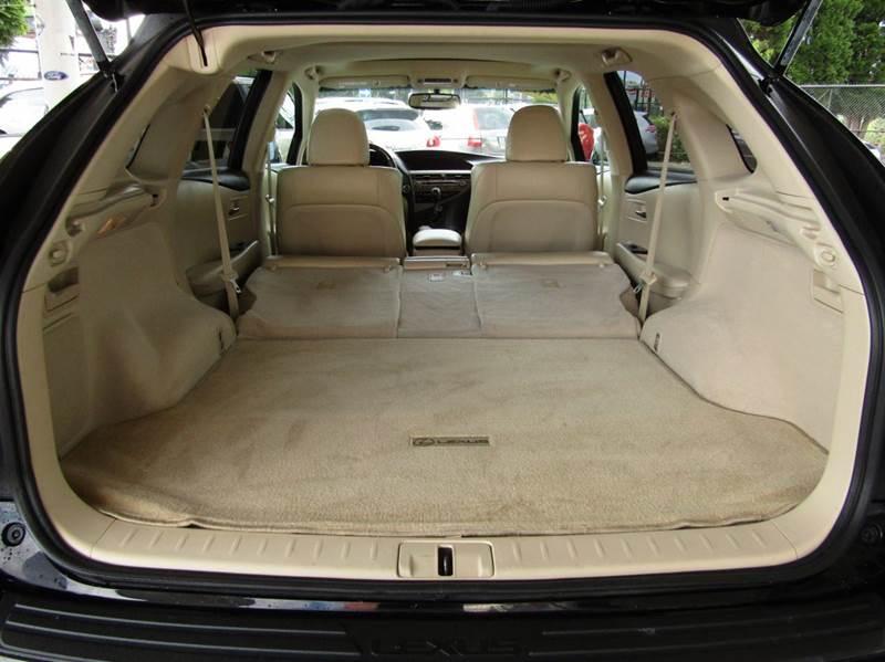 2013 Lexus RX 350 AWD 4dr SUV - Portland OR