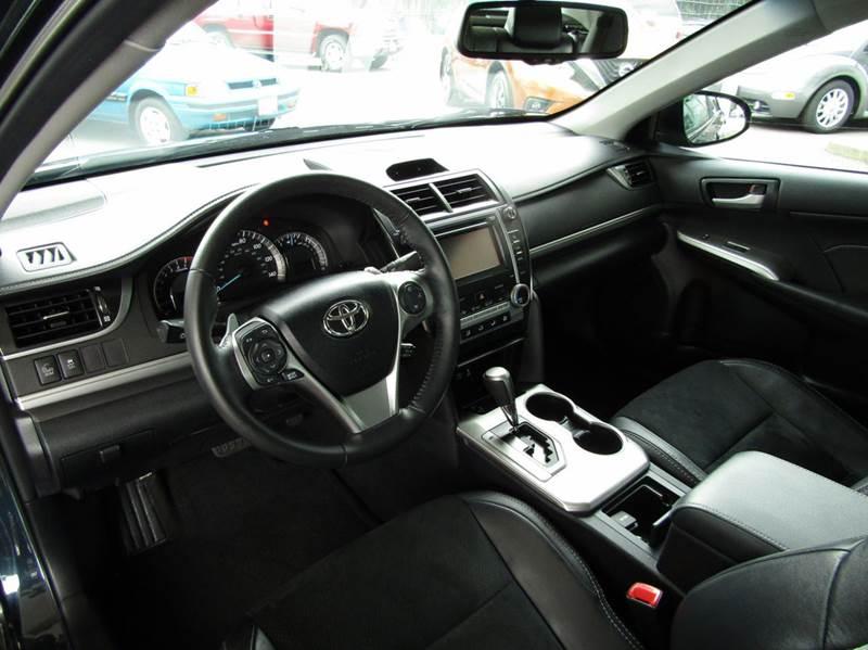 2013 Toyota Camry SE 4dr Sedan - Portland OR