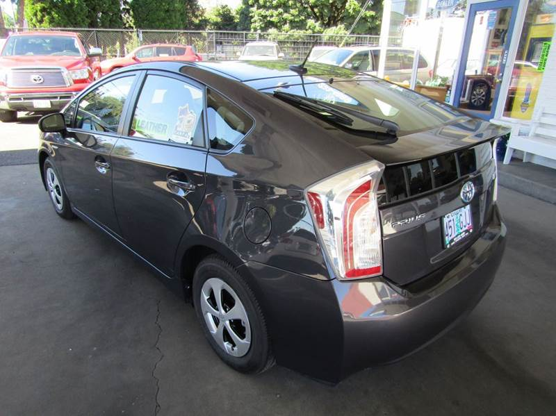2013 Toyota Prius Four 4dr Hatchback - Portland OR