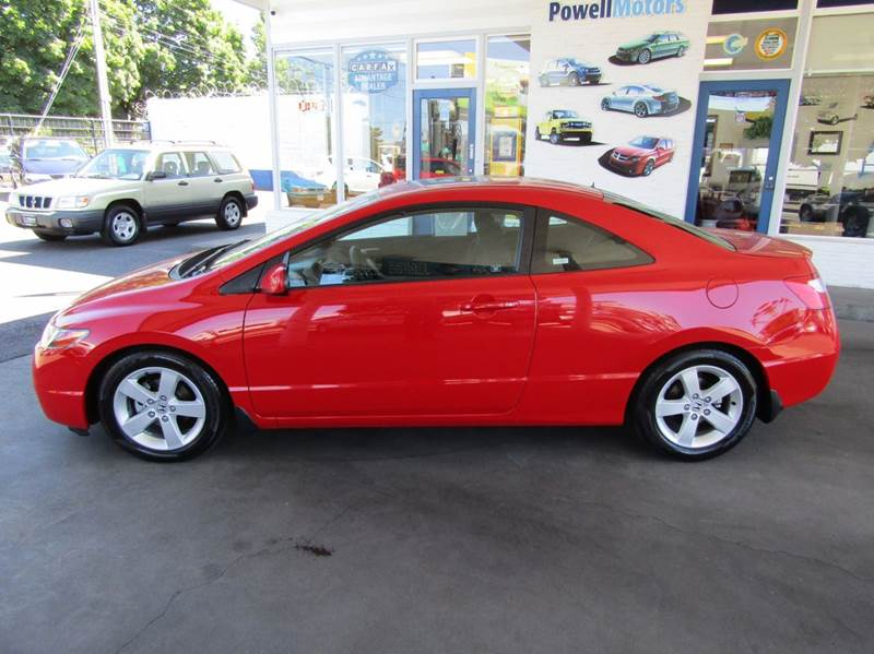 2006 Honda Civic EX 2dr Coupe w/Automatic - Portland OR
