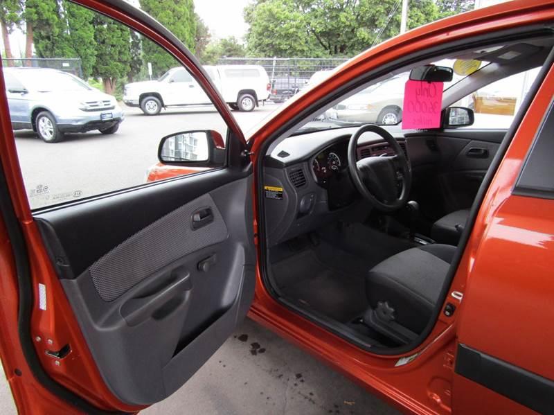2009 Kia Rio LX 4dr Sedan 4A - Portland OR