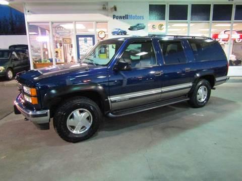 1999 GMC Suburban for sale - Carsforsale.com