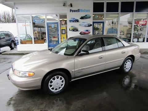 1999 Buick Century for sale in Portland, OR