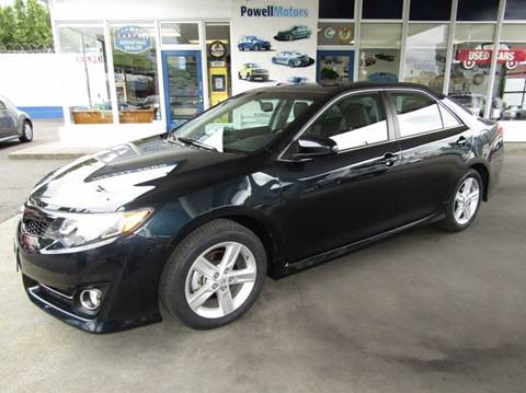 Powell Motors Inc Used Cars Portland Or Dealer