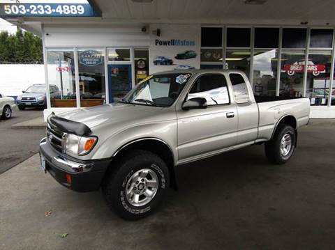 2000 Toyota Tacoma for sale in Portland, OR