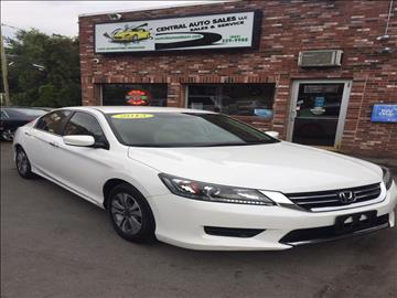 2013 Honda Accord for sale in New Britain, CT