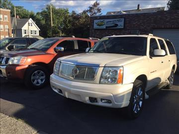 2005 Cadillac Escalade ESV for sale in New Britain, CT