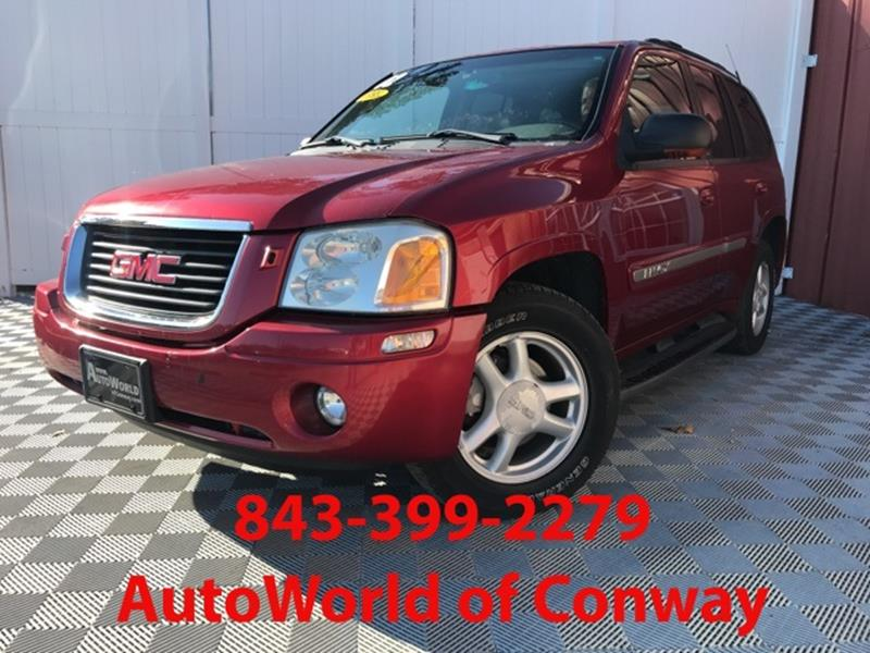 GMC Envoy For Sale in Conway, SC - Carsforsale.com