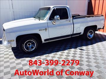 1985 GMC C/K 1500 Series for sale in Conway, SC