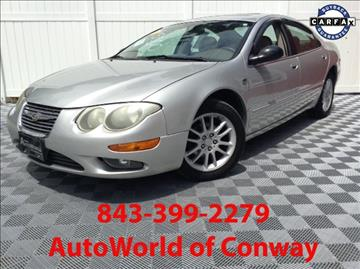 2002 Chrysler 300M for sale in Conway, SC