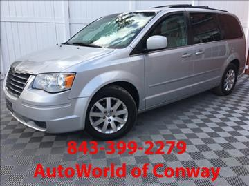 2008 Chrysler Town and Country for sale in Conway, SC