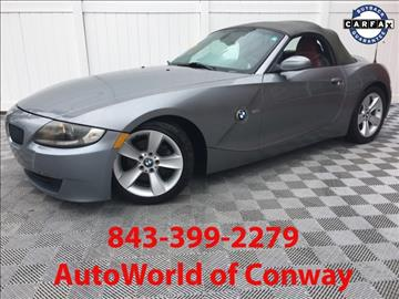 2006 BMW Z4 for sale in Conway, SC