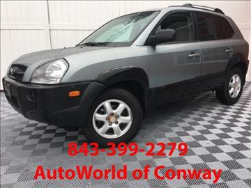 2005 Hyundai Tucson for sale in Conway, SC