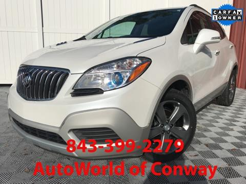 Buick encore for sale in south carolina for Windham motors florence sc