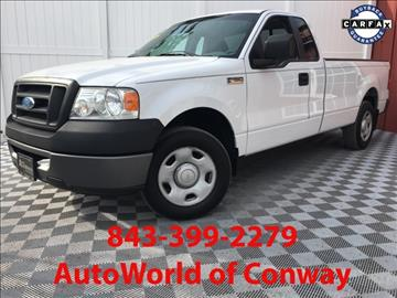 2008 Ford F-150 for sale in Conway, SC