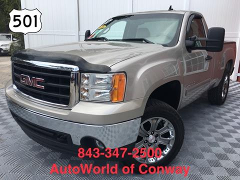 2007 GMC Sierra 1500 for sale in Conway, SC