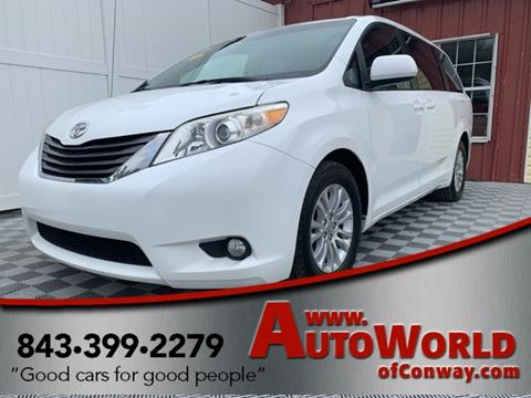 2011 Toyota Sienna for sale in Conway, SC