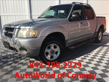 2002 Ford Explorer Sport Trac for sale in Conway, SC