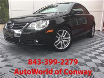 2011 Volkswagen Eos for sale in Conway, SC