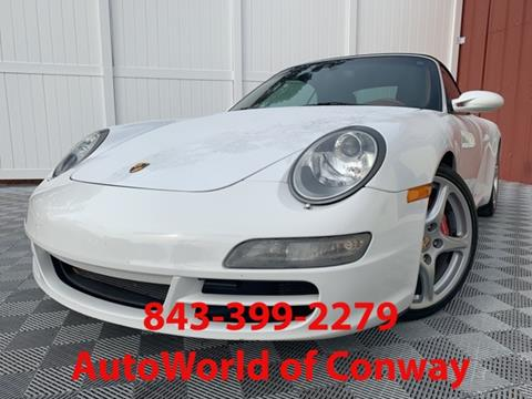 2007 Porsche 911 for sale in Conway, SC