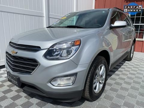 2017 Chevrolet Equinox for sale in Conway, SC
