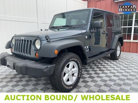 2008 Jeep Wrangler Unlimited for sale in Conway, SC