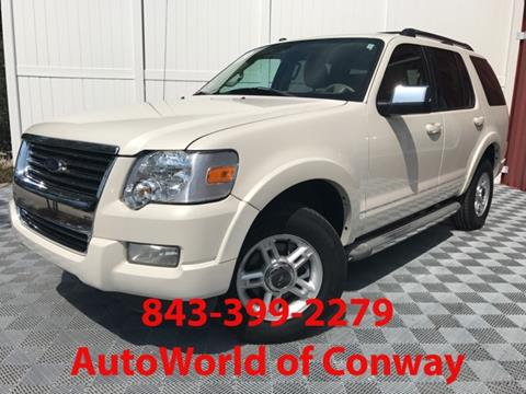 2009 Ford Explorer for sale in Conway, SC