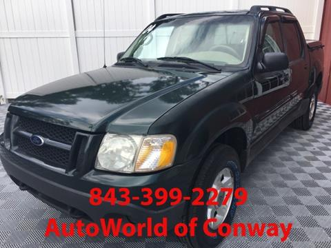 2004 Ford Explorer Sport Trac for sale in Conway, SC