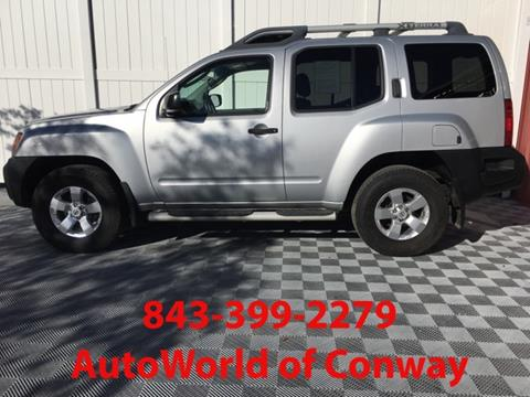 2009 Nissan Xterra for sale in Conway, SC