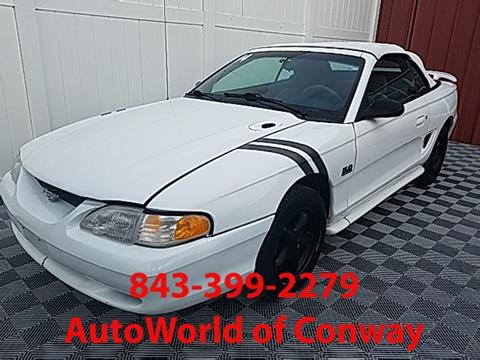 1994 Ford Mustang for sale in Conway, SC