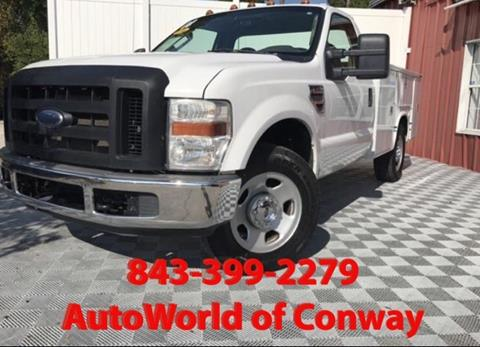 2008 Ford F-350 Super Duty for sale in Conway, SC