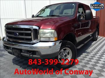 Used Ford Trucks For Sale Conway, SC - Carsforsale.com