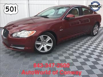 2010 Jaguar XF for sale in Conway, SC