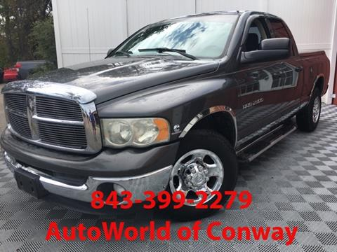 2004 Dodge Ram Pickup 2500 for sale in Conway, SC