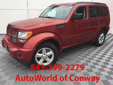 2010 Dodge Nitro for sale in Conway, SC