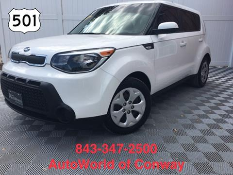 2014 Kia Soul for sale in Conway, SC