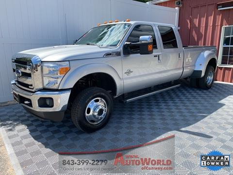 2016 Ford F-350 Super Duty for sale in Conway, SC