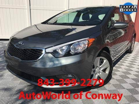 2016 Kia Forte5 for sale in Conway, SC