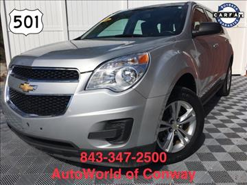 2011 Chevrolet Equinox for sale in Conway, SC