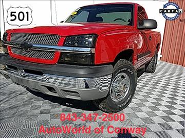 2003 Chevrolet Silverado 1500 for sale in Conway, SC