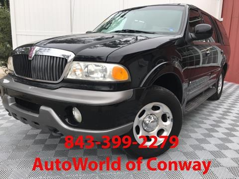 1999 Lincoln Navigator for sale in Conway, SC