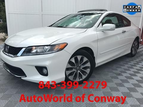 2014 Honda Accord for sale in Conway, SC