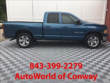 2005 Dodge Ram Pickup 1500 for sale in Conway, SC