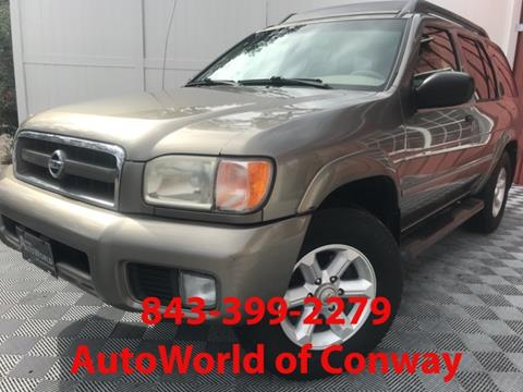 2004 Nissan Pathfinder for sale in Conway, SC