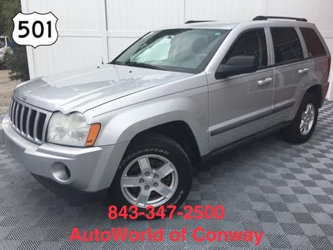 2007 Jeep Grand Cherokee for sale in Conway, SC