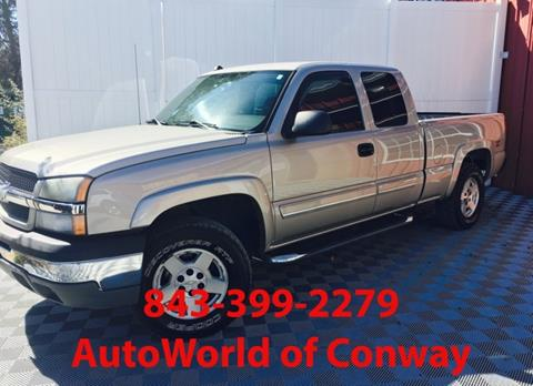2005 Chevrolet Silverado 1500 for sale in Conway, SC