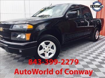 2012 Chevrolet Colorado for sale in Conway, SC