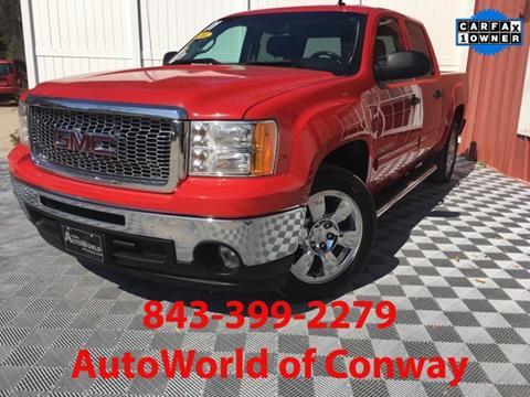 2011 GMC Sierra 1500 for sale in Conway, SC