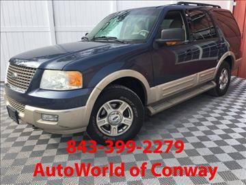 2005 Ford Expedition for sale in Conway, SC