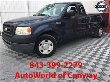 2006 Ford F-150 for sale in Conway, SC